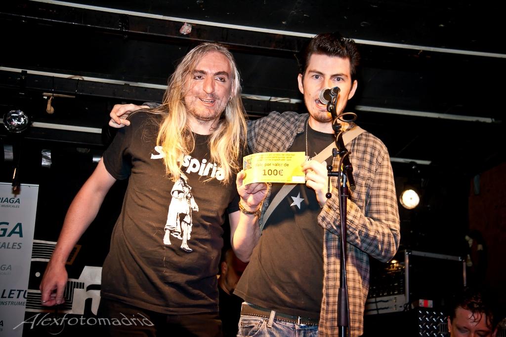 Steve & Dave @ III Festival Gruposmadrid.com