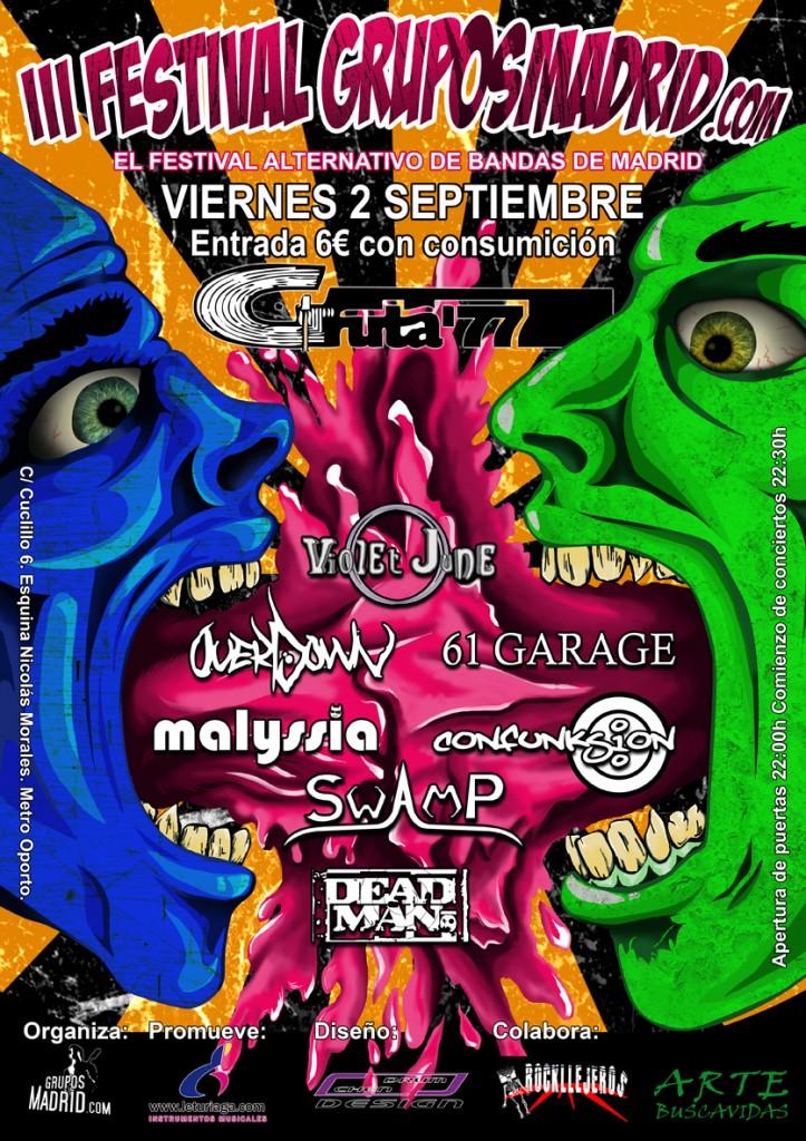 III Festival Gruposmadrid.com